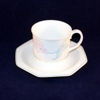Villeroy /& Boch Calla Teetasse mit Untertasse neuwertig