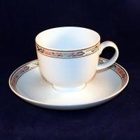 Porzellan weitere Hutschenreuther Galleria Colibri Leonard Untertasse 12 cm