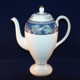 Blue Siam Coffee Pot with Lid 22 cm as good as new