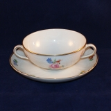 Dresden Moritzburg Soup Cup/Bowl with Saucer as good as new