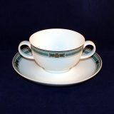 Galleria Firenze Soup Cup/Bowl with Saucer as good as new